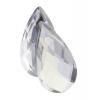 Acrylic 21x12mm Pear Shape Facet Crystal